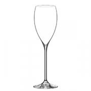 Бокал-флюте «Ле вин», хр.стекло, 270мл, D=56,H=245,B=68мм, прозр.