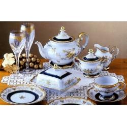 Чайный сервиз на 12 персон 55 предметов