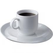 Чашка кофейная «Нами» фарфор; 180мл; белый