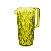 Кувшин CRYSTAL Koziol 1.6 л 12 x 18 x 24.5см (1,6л.) (зеленовато-жёлтый)