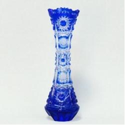Ваза 20,5 см; «Paula»; синяя