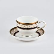Набор 6 кофейных пар 100мл «Британи»