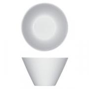 Салатник «Опшенс», фарфор, 260мл, белый