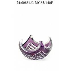 Салатник фиолетовый 140