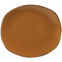 Тарелка овал «Террамеса мастед» 15.2см