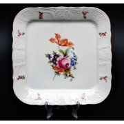 Поднос квадратный 26 см «Полевой цветок 5309011»