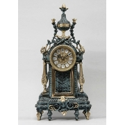 Часы цвет - синий 44х21см