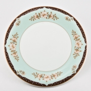 Набор 6 тарелок 18см «Зеленый сад»