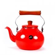 Чайник 2,3 л «Бэйсик красный»