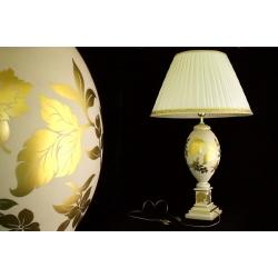 Настольная лампа «Тортильоне», высота 88 см