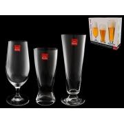 Набор из 3-х бокалов для разных сортов пива