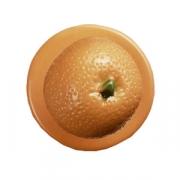 Пукли «Апельсин» [12шт], пластик, оранжев.