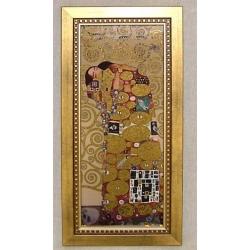 Картина «Ощущение» 16х38 см.Серия Klimt. Подарочная упаковка