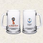 Кружка пивная «Ладья ФИФА» стекло; 500мл