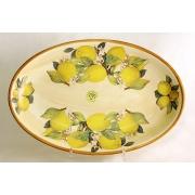 Блюдо овальное «Итальянские лимоны»