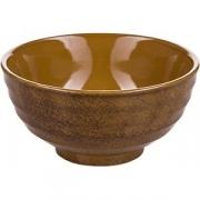 Миска-салатник «Киото-браун» D=15.5см; коричнев.