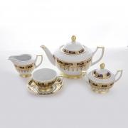 Сервиз чайный на 6 перс. 15 пред. «Карин 022»