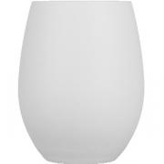 Хайбол «Праймери» стекло; 360мл; белый, матовый