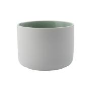 Cахарница-вазочка Оттенки (мятная) без инд.упаковки