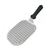 Лопатка для пиццы 38.5*22*18см перф.