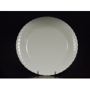 Набор 6 тарелок 24см «Шелк»