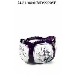 Салатник фиолетовый 205