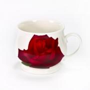 Кружка «Бочонок» 420мл «Черная роза»