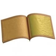 Пищевое золото 8*8см(25листов)