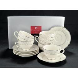 Чайный набор Dehila на 6 персон 12 предметов