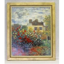 Картина «Дом художника» серия Monet, 50Х45 см, подарочная упаковка