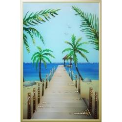Гавайский пляж