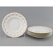 Набор тарелок глубоких 23 см. «Соната 158» 6 шт.