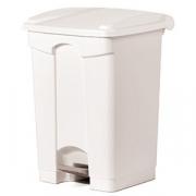 Контейнер для мусора с педалью, полиэтилен, 45л