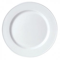Тарелка мелк «Слимлайн» d=20.5см фарфор