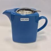 Чайник с ситечком 600мл цвет: Небесно-синий