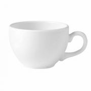 Чашка чайн «Монако вайт«340 мл фарфор