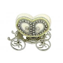 Декоративная шкатулка «Сердце»