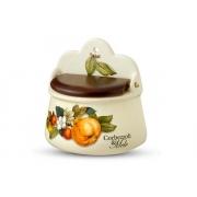 Настенная банка для соли Итальянские фрукты