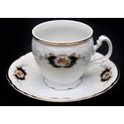 Набор для чая 160 мл. н/н «Синий глаз 36612» на 6 перс. 12 пред. выс