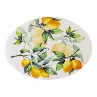 Блюдо овальное Лимоны без инд.упаковки