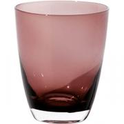 Стакан «Тэа» стекло; 300мл; розов.