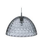Подвесной светильник «Стелла М» (STELLA M) Koziol 43,5 x 43,5 x 23,6см (антрацит)