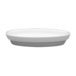 Тарелочка для масла «Кашуб-хел» d=9см фарф