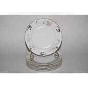 Набор тарелок 19 см. 6 шт «Тулип 71600»