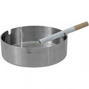 Пепельница d=10см металл