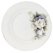 Тарелка десертная 19 см 2 шт Сирень и роза