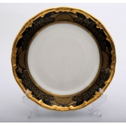 Набор тарелок 17 см. 6 шт. «Симфония Кобальт»