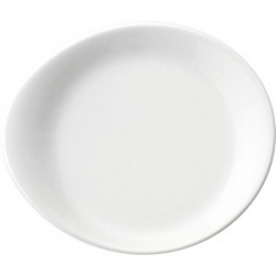Тарелка «ФриСтайл» 15.5см фарфор