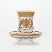 Набор чайный на 6 перс. 12 пред. «Армуды Богемия»