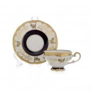 Набор кофейный мокко 100 мл. на 6 перс. 12 пред. подарочный «Aнна Амалия»